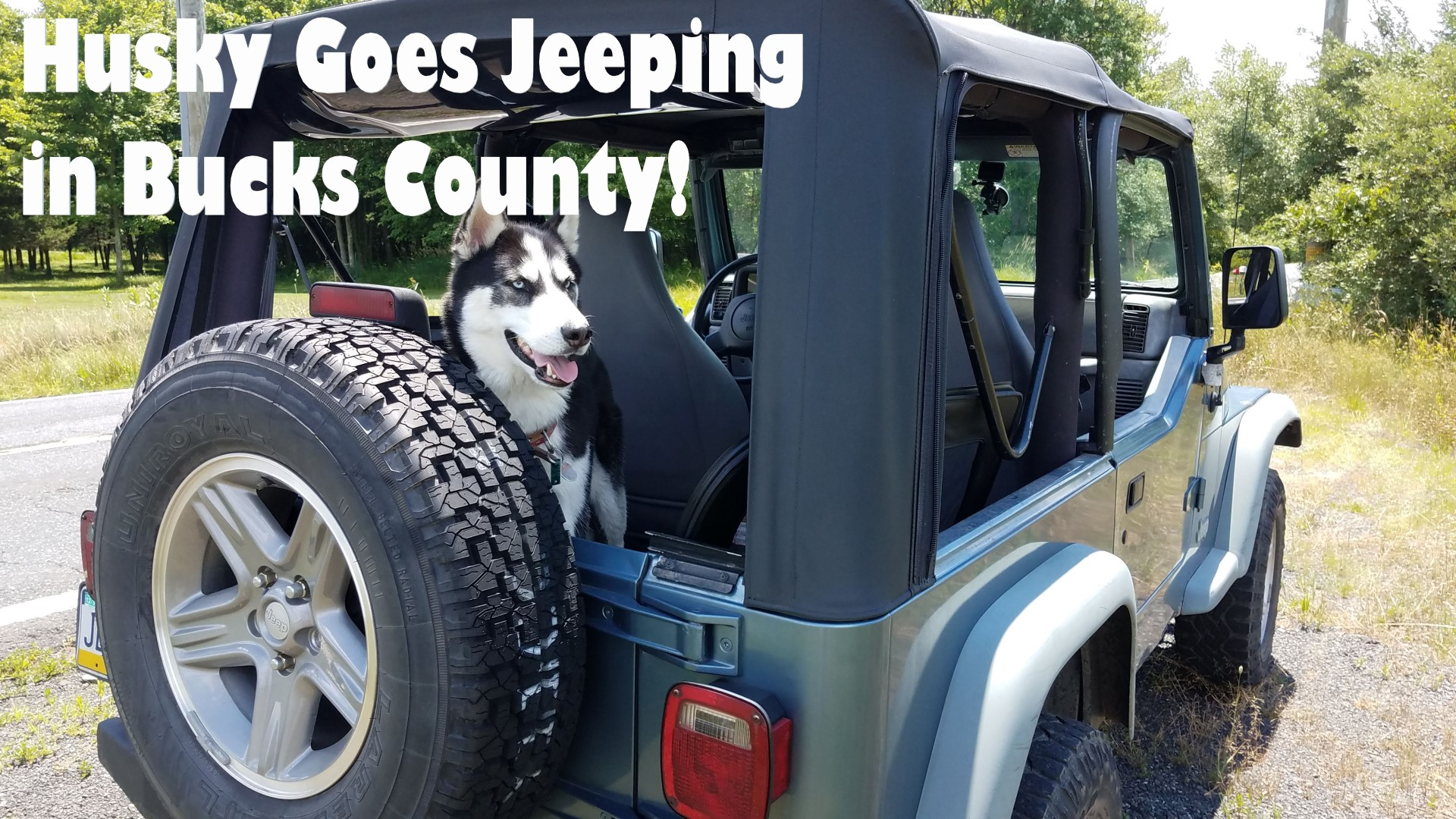 Bucks County Jeeping